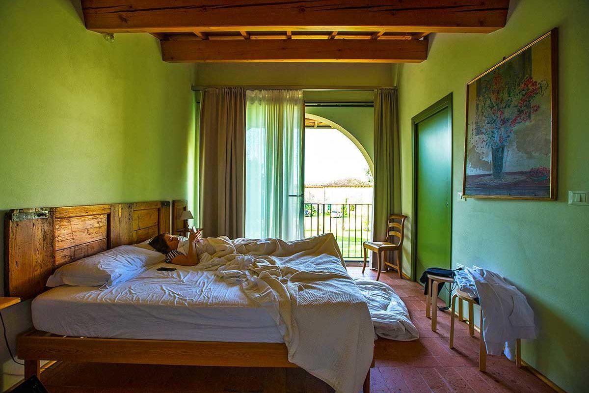 Schöne Ideen für Wandfarbe im Schlafzimmer » Die richtige Matratze