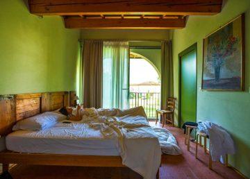 Wandfarbe Grün Im Schlafzimmer